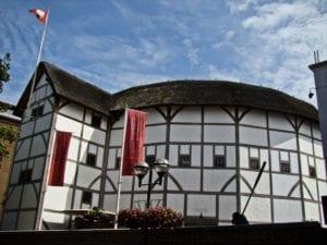 Shakespeare's Globe marketing campaign